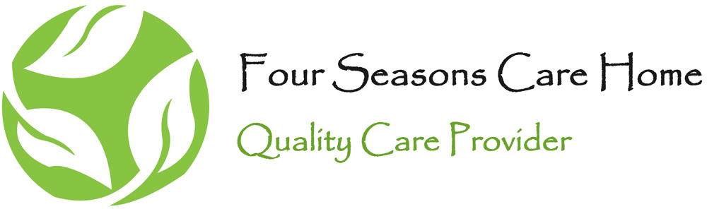 Four Seasons Care Home Logo